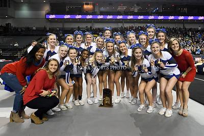 Cheer: 2016 VHSL 3A State Championship - Riverside 11.5.