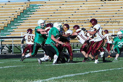 WBHS Freshmen Football vs S.Range
