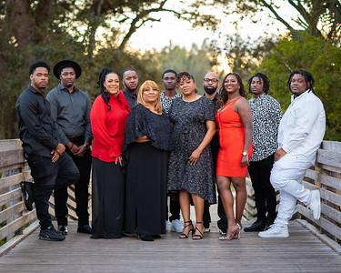 Shakimah & family