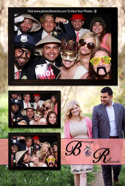 Britney & Ricardo's Wedding 5-15-15