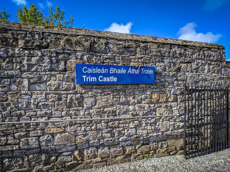 Day 5 Trim Castle tour