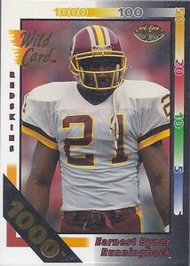 1992 Wild Card 1000 Stripe