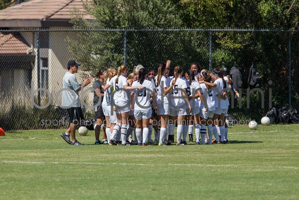Oxy Women's Soccer vs Pacific 9-7-13