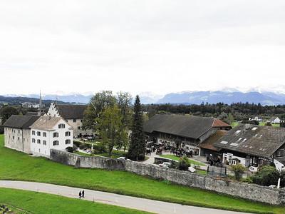 4. Ritterhaus Bubikon