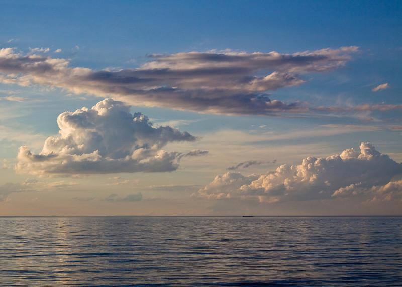 Long Island Sound, New York - 07/27/2012