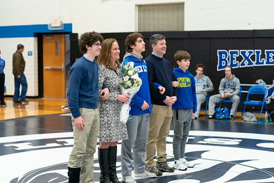 Wrestling Tri-Match (Senior Night)