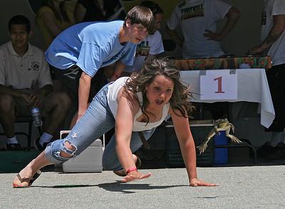 Calaveras Frog Jumping Contest