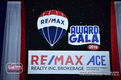 Re/Max Ace Realty Inc  Award Gala Night  Dec 29 2019