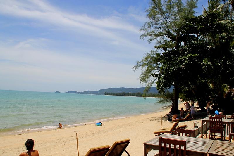 Strand bei Koh Samui © Stephanie Kraus