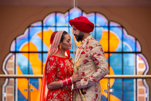 MANDEEP & BALJINDER'S WEDDING