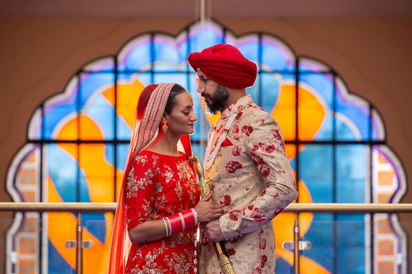 MANDEEP & BALJINDER'S WEDDING