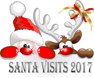 Santa Visits 2017
