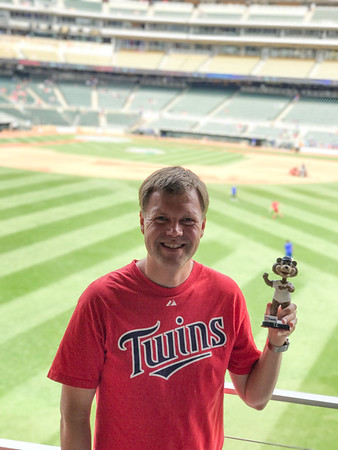 2017-08 05-06 Minnesota Twins Baseball