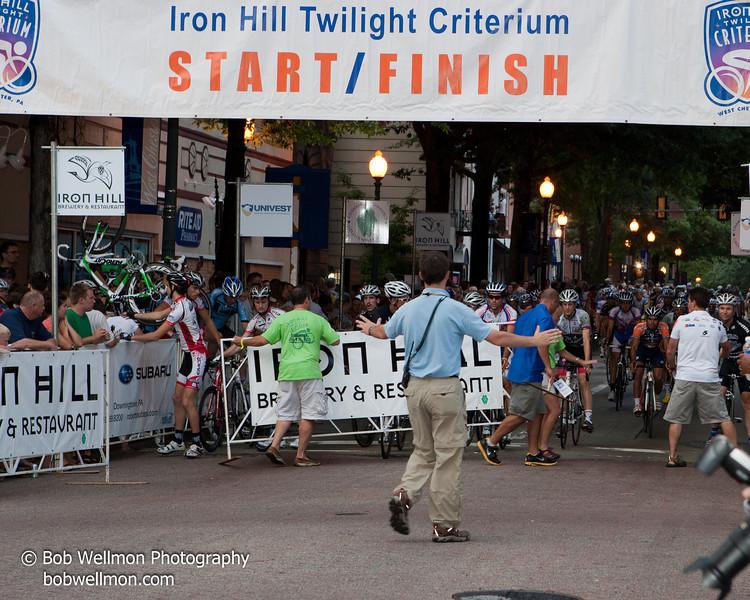 Ironhill Twilight Criterium - Men Pro/1/2