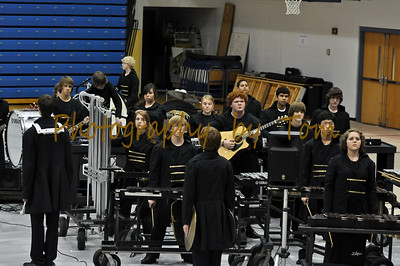 Fort Zumwalt West HS Percussion