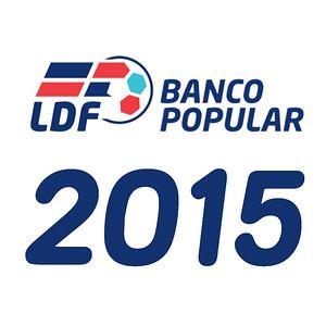 Liga Dominicana de Futbol Banco Popular 2015