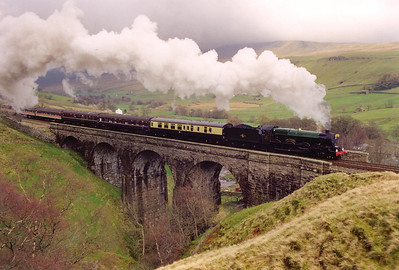 Steam on the Main Line