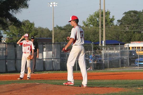 NE vs Largo Baseball 4-12-18