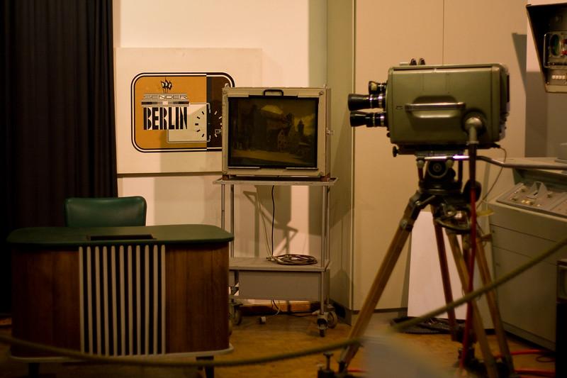 TV Station Circa 1960's
