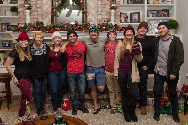 2016 Christmas Eve at Skinner's