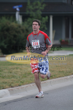 2 Mile at 1.5 Mile Mark Gallery 1 - 2013 Boyne City Independence Day Run