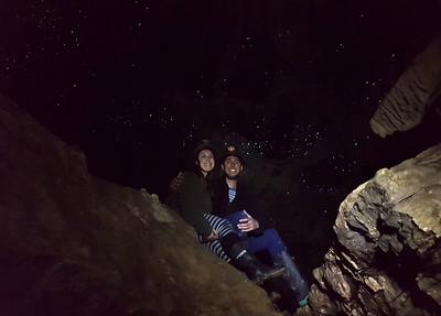 Glow Worm Caves - Te Kuiti 2018