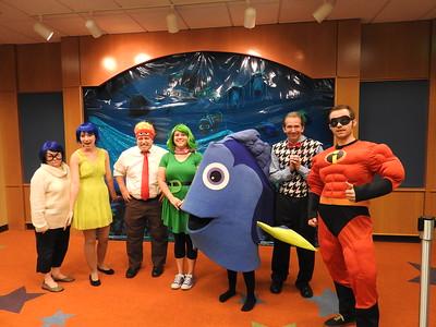 Pixar Party  - June 2016