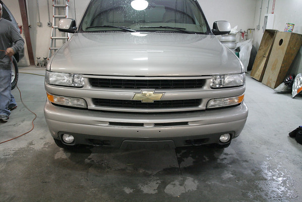 04 Chevy Tahoe