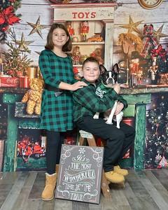 Emma & Joseph Christmas 2020