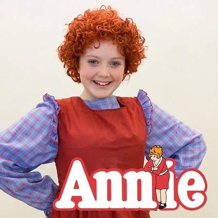 Annie Headshot Profiles