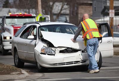 Oberlin car crash
