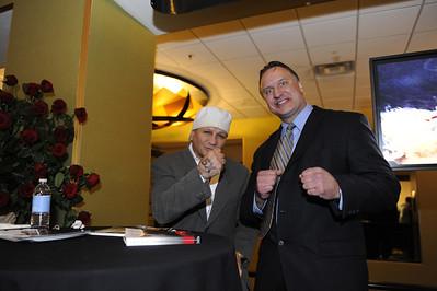Celebrity Boxer Vinny Paz