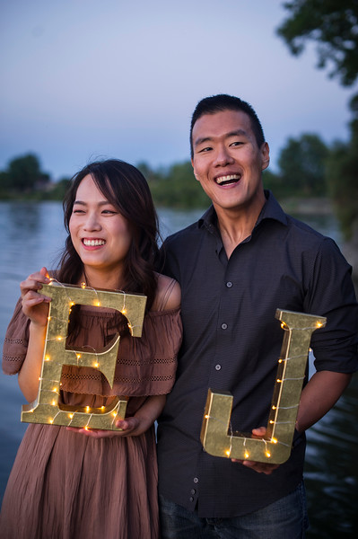 John & Esther