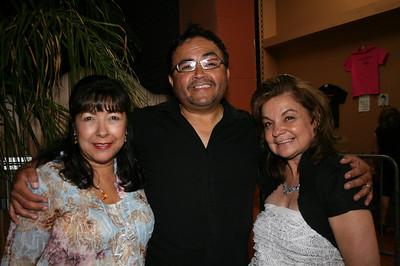 TOBIAS RENE & DONNY TESSO POST-SHOW @ TASTE OF TEXAS • 09.10.11