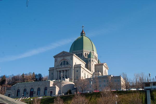 Montreal, Canada - November, 2007