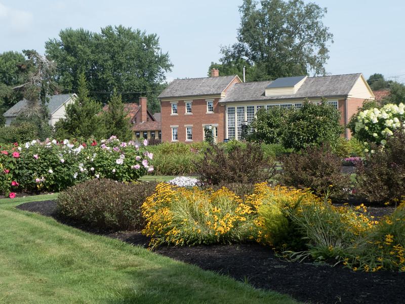 Zoar, Ohio, was established in 1817 by German Separatists.