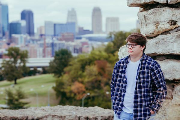 Zack's Senior Pics