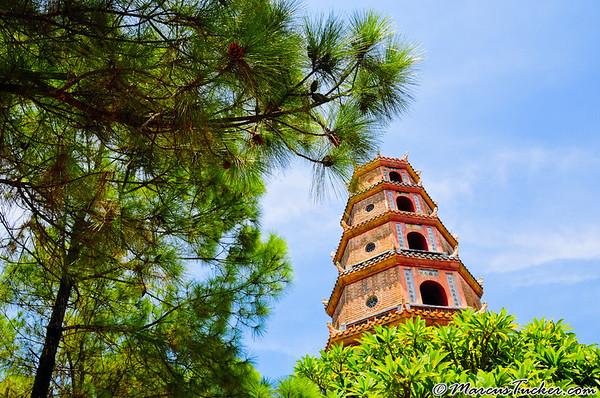 20080901 - Vietnam - Hue Citadel & surrounding areas