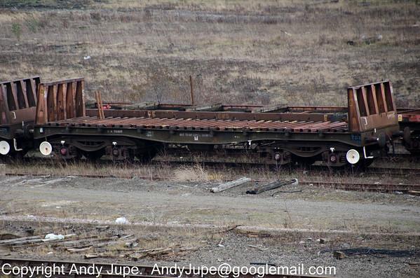 BAA - Bogie Steel Wagon