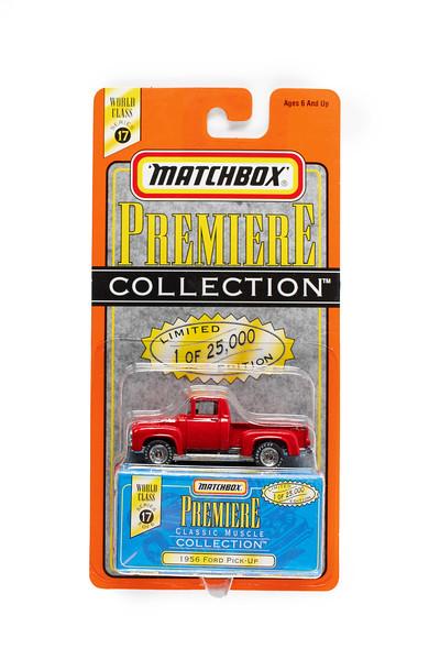 Matchbox  Premiere World Class ALL Series