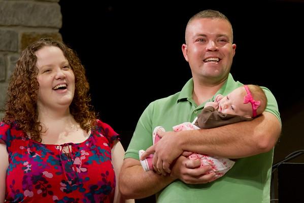 Baby Dedication 201110