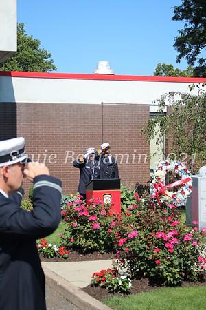 Lt. Steven Velasquez & FF Michel Baik memorial 2021