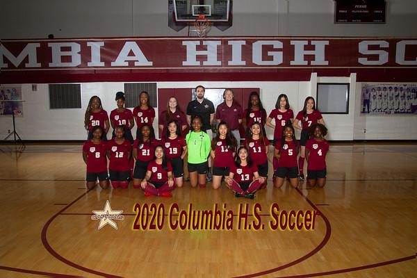 2020 girl Varsity Soccer