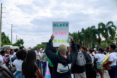 March for Black Women Florida Ft. Lauderdale