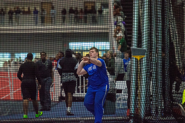 Track & Field at Virginia Showcase - Jan 18