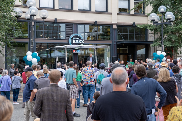 KNKX Grand Opening ~ Tacoma
