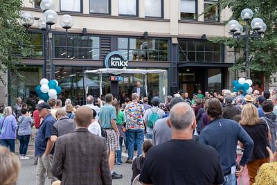 KNKX Grand Opening ~ Tacoma