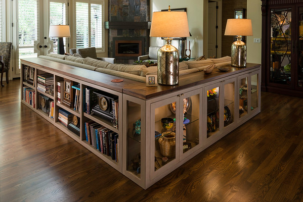Grace - Bar and Bookcase - 7.15