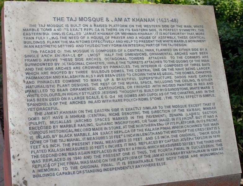 Taj plaque.jpg