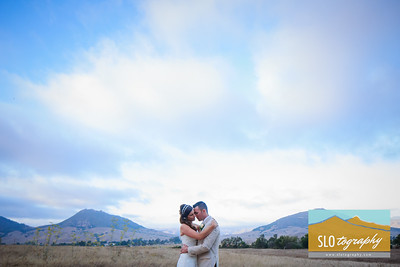 Caitlin+Bryce ~ SLO Wedding